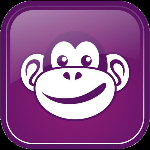 how to delete monkey app account
