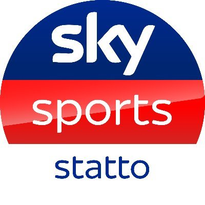 The official account for football stats from Sky Sports