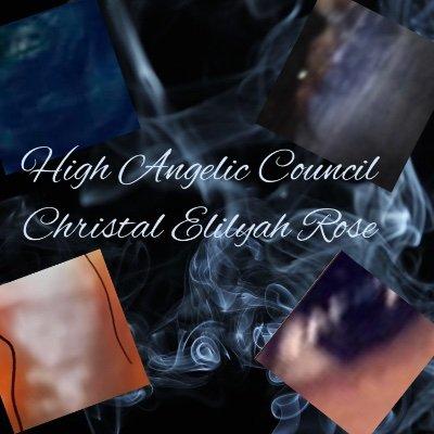 High Angelic Council - psychic meduim Elilyah
