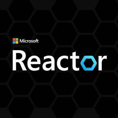 Microsoft Reactor (@MSFTReactor) Twitter profile photo