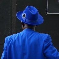Blue Shirt Project