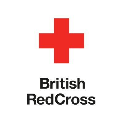 Logo de la société British Red Cross