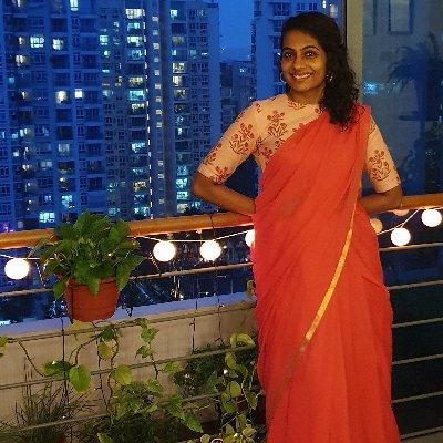 Bhavna Thyagarajan (@BanaBeans28) Twitter profile photo