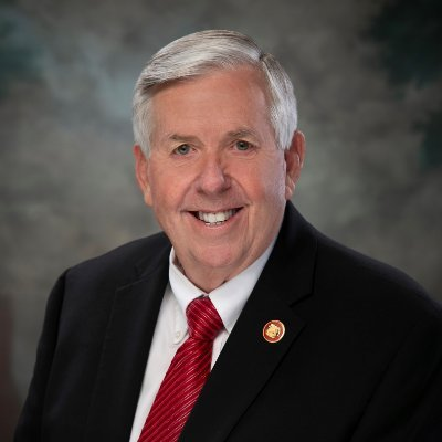 Governor Mike Parson (@GovParsonMO )