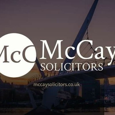 McCay Solicitors (@Mccaysolicitors) Twitter profile photo
