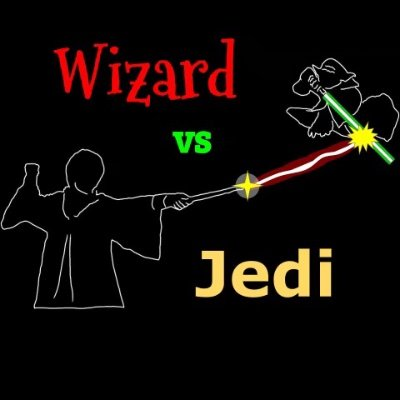 WizardvsJedipodcast (@WizardvsJedi) Twitter profile photo