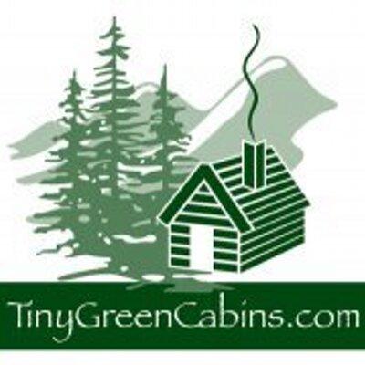 tiny green cabins (@tinygreencabins) | twitter