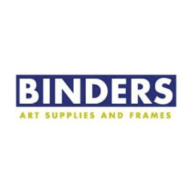 Binders Art Supplies & Framing