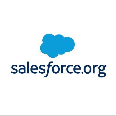@salesforceorg twitter profile photo