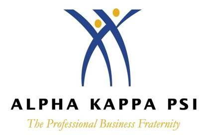 Alpha Kappa Psi - Phi Chapter