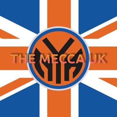 THE MECCA UK Knicks Fans