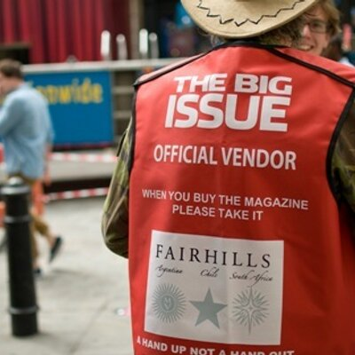 Big Issue W.Midlands | Social Profile