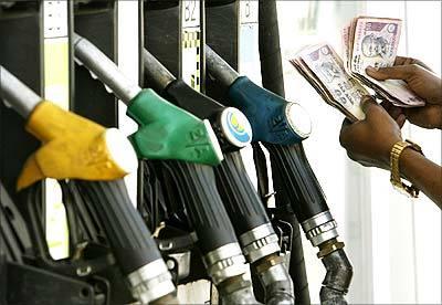 Fuel Price Hike