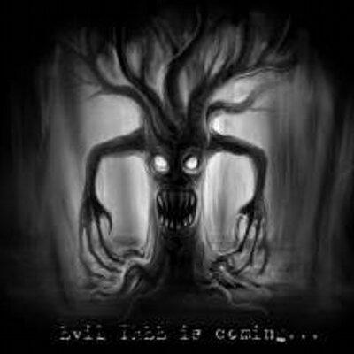 Image result for evil tree