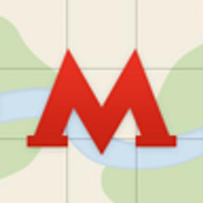 Карта список метро