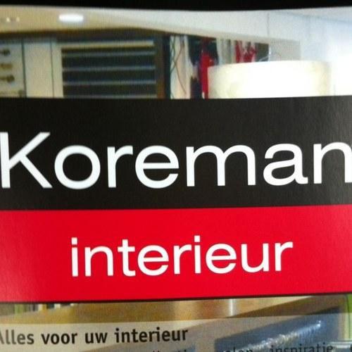 Koreman Interieur (@KoremanInt) | Twitter