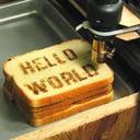 Helloworld reasonably small