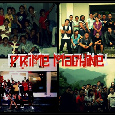 prime machine