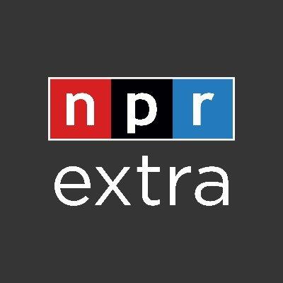 @NPRextra