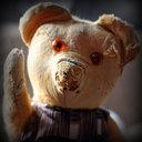 Teddy icon reasonably small