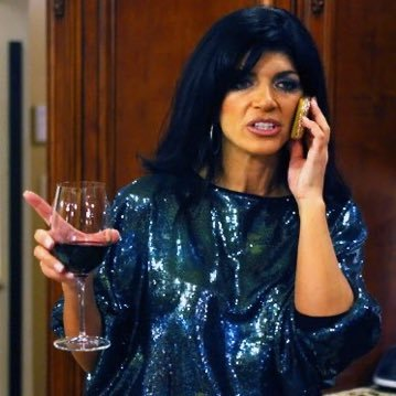 Everything @BravoTv 🖤 If you don't stan Teresa Giudice don't follow me 💋