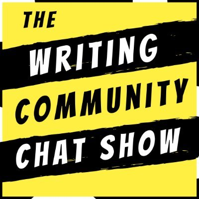 The writing community chat show 🎙️📺📓 (@writing_show) Twitter profile photo