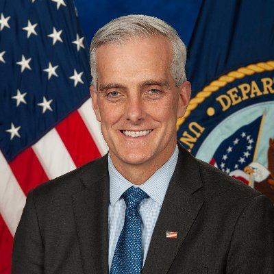 Denis McDonough, 11th VA Secretary. Fierce advocate for Veterans and their families ensuring they receive the care, benefits and services they deserve.