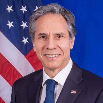Secretary Antony Blinken Profile