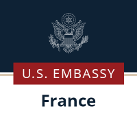 U.S. Embassy France (@USEmbassyFrance) Twitter profile photo