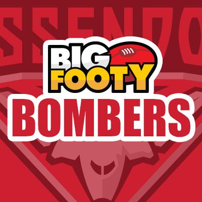 The Essendon Bombers on BigFooty.