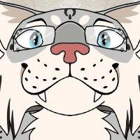 Synx the Lynx (@SynxTheLynx) Twitter profile photo