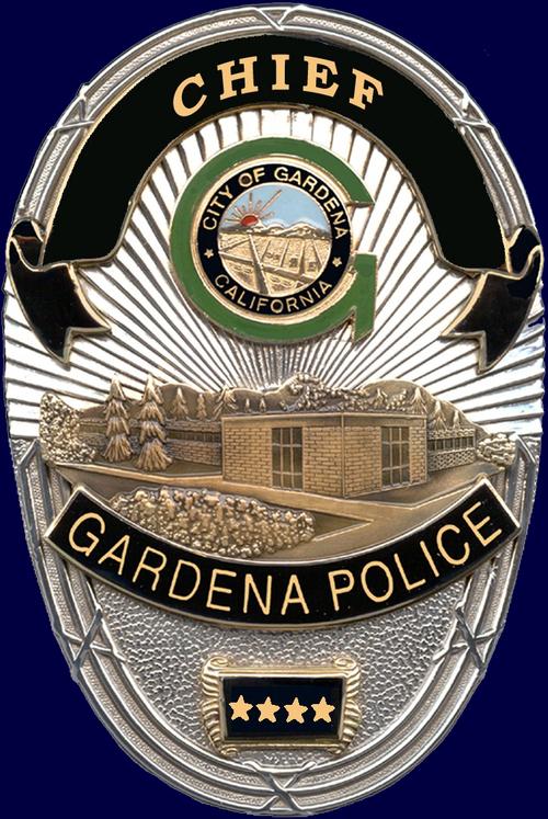 Stunning Gardena Police Dept With Gardena
