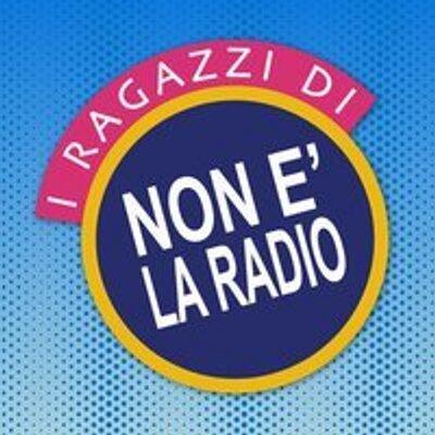 logo NON È LA RADIO