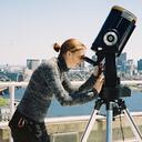 Telescope reasonably small
