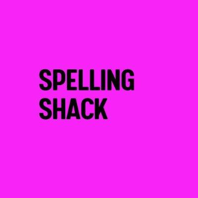 spellingshack (@spellingshack) Twitter profile photo
