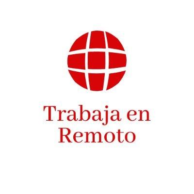 Trabaja en Remoto Profile