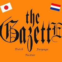 GazettE Netherlands | Social Profile