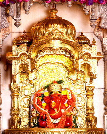 Shree Siddhivinayak Lord Ganapati