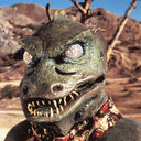 Gorn reasonably small