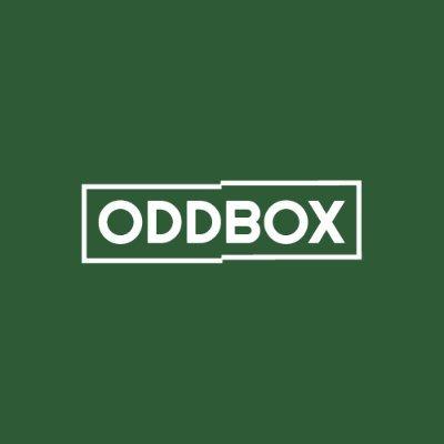 Logo de la société Oddbox