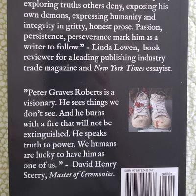 Peter Graves Roberts