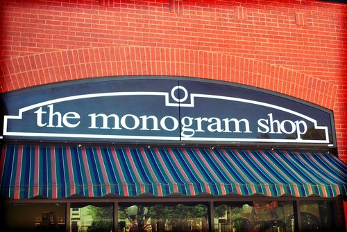 Monogram The Shop is located in Prairie Village, Kansas. This organization primarily operates in the Miscellaneous Retail Stores, nec business / industry within the Miscellaneous Retail sector.
