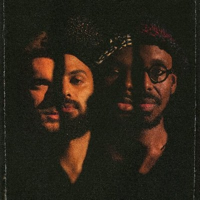 Jazz meets Afrofuturism. Formed in 2011. Hypnotic double drums (Tom Skinner, Edward Wakili-Hick) Sax (Shabaka Hutchings) and tuba (Theon Cross)