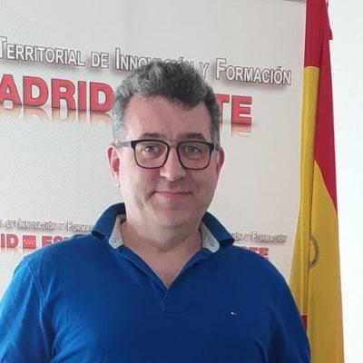 Manuel Yanes Viso- Asesor TIC CTIF-Este