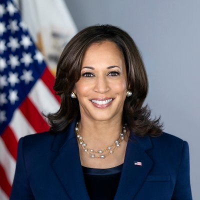 Vice President of the United States. Wife to the first @SecondGentleman. Momala. Auntie. Fighting for the people.