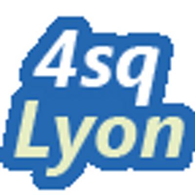 Foursquare lyon 4sq lyon twitter for 4 sq