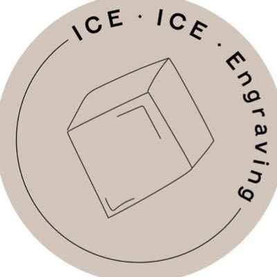 Ice Ice Engraving