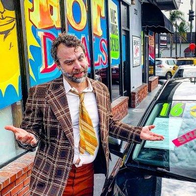 Former Scientist, Current Poet & Clown. @LAWeekly Comic 2 Watch - VIDS: https://t.co/vgK8CXhRrn - ALBUM: https://t.co/hjxHvHOV0c - PODCAST: https://t.co/uiFiCZcAoo BOOK: https://t.co/GPaCu8TsJb