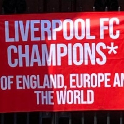 19 times Champions of England