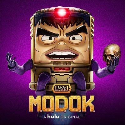 Marvel's M.O.D.O.K. on Hulu (@MarvelsMODOK) | Twitter